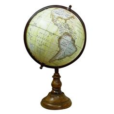 Amazon globes antique vintage handcrafted 10 inch world map amazon globes of the world bigtime ent antique handcrafted big 12 gumiabroncs Image collections