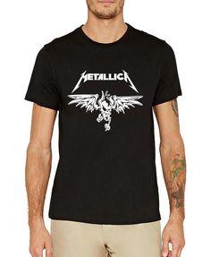 2017 Classic Heavy Metal Rock T Shirt
