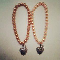 Teacher Swarovski Stretchy Bracelet by BayouAccents on Etsy, $8.00