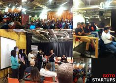 San Francisco GoToStartups October 15, 2014 @ImpactHub