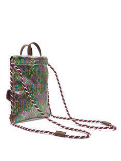 Embellished brocade drawstring backpack   Gucci   MATCHESFASHION.COM