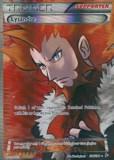 Lysandre 104/106 - Pokemon XY Flashfire FULL ART - PRE-ORDER Ships May 7-9