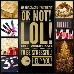 Christmas is around the corner! let me help you take the stress out of shopping :)