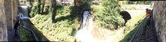 #panoramica #sefro #cascata #incanto