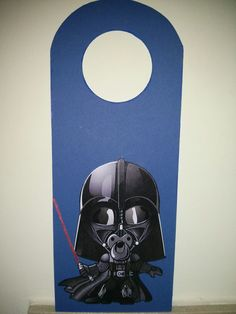 Cuelga puertas Star Wars