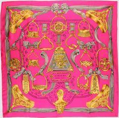 hermes antique scarves - Google Search
