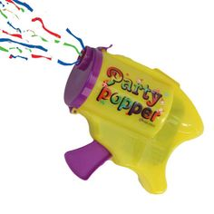 Konfetti Pistole Party Popper Gun - Kotte & Zeller Party Poppers, Confetti, Fire Crackers