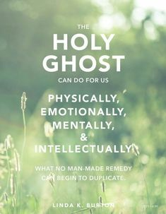 72 Best Holy Ghost images in 2019 | Inspiring quotes, Lds quotes