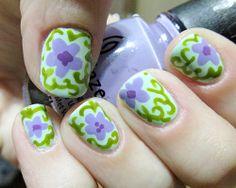 Polished Love #nail #nails #nailart