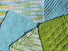 Floralshowers   5 Awesome Knitted Dishcloth Patterns   FloralShowers Craft Blog
