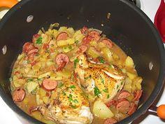 Bon Chic Bon Gastronomique: Dinner Tonight: Spanish Chicken Stew
