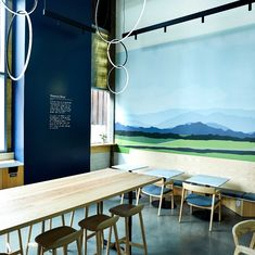 Project Highlight: Michael Anastassiades' Arrangements takes the spotlight at Fulcrum Coffee - FLOS USA, Inc.