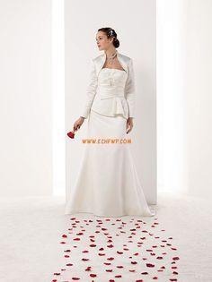 Sirena Quadrato Elegante Abiti Da Sposa 2014