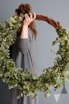 Blomsterkrans - Lisanne van de Klift- wreath