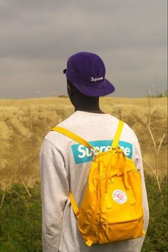 Supreme 5 Panel & Fjallraven Kanken Backpack