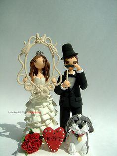 Customized Wedding Couples
