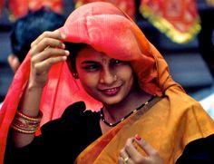*Varanasi, Inde, India.*