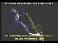 Boney James Grazin' in the Grass Live All Star cruise. One of my fav jazz musicans