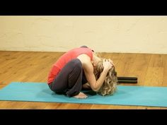 Yoga Squat to Stretch your Back