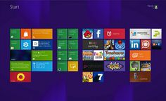 Windows 8 Metro user interface - Microsoft has announced that Windows 8 will be generally available from October 2012