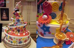 Wedding Cake Wednesday: Tea Lover's DelightEver After Blog | Disney Fairy Tale Weddings and Honeymoon