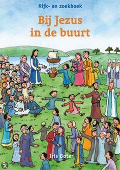 Bij Jezus in de buurt