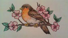Robin Tattoo by xSolvexCoagulax.deviantart.com on @deviantART