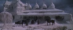 Doctor Zhivago - neat picture and place in the movie