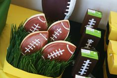 Super Bowl Party Party Ideas | Photo 1 of 10