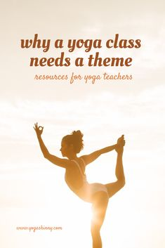 Weaving a theme through a yoga asana class illustrates how this ancient practice can be a life changing one. Take a look at these resources on creating themes for your yoga classes. Yoga Books, Yoga Breathing, Yoga Classes, Online Yoga, Yoga Quotes, Yoga Sequences, Yoga Challenge, Classic Books, Best Yoga