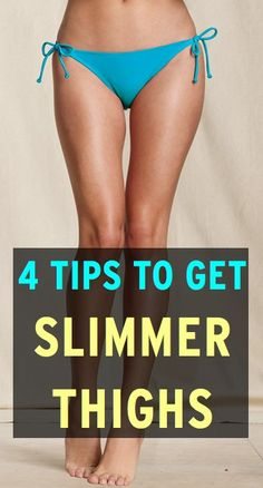 Expert-recommended tips to slim down and tone your thighs!