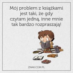 Też tak macie? ;) Bookstagram, Cos, Book Worms, Harry Potter, Fandoms, Fan Art, Humor, Reading, Quotes