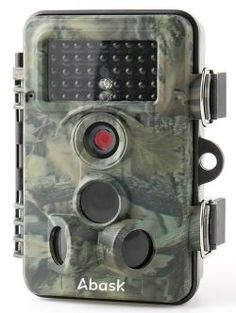 Wildlife Camera, Abask Trail Surveillance Waterproof Digital Camera Trail Camera, Binoculars, Digital Camera, Wildlife, Cameras, Top, Digital Camo, Camera, Digital Cameras