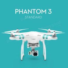 DJI Phantom 3 Standard FPV With 12MP Camera Shoots 2.4K Video RC Quadcopter RTF Sale - Banggood.com