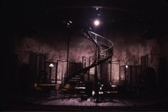 A Streetcar Named Desire. Scenic design by Chris Barreca.