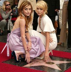 Mary-Kate and Ashley Olsen 2004