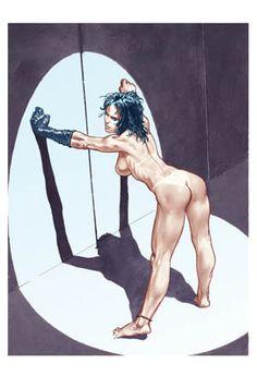 Tanino Liberatore - Galerie BD Erotique