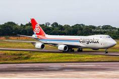 REVOAR Air News: Cargolux opera seu primeiro voo com o 747-8F para ...