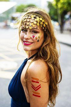Le Petit Pirate | tatuagens temporárias. Coleção de Carnaval em parceria com o RIOEtc. Para adquirir: www.lepetitpirate.com