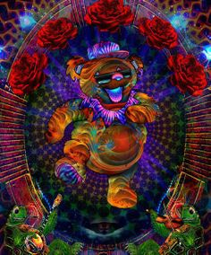 Jerry bear