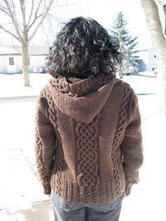 Central Park Hoodie Knitting Pattern Free : knit jackets coats vests on Pinterest Ravelry, Cardigan Pattern and Vest Pa...