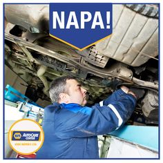 Unparalleled diagnostic & repair services…  NAPA!  #Kirkmotors #servicedepartment #Diagnostic #Repair