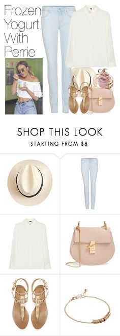 """""""Frozen Yogurt with Perrie"""" by onedirectionimagineoutfits99 ❤ liked on Polyvore featuring Disney, Whiteley, True Religion, Theory, Chloé, Zara, ASOS and LowLuv"""