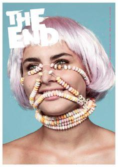 Charlotte, Art Direction, Carnival, Halloween Face Makeup, Inspiration, Magazine, Artist, Photos, Food