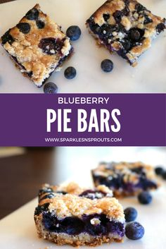 Super easy Blueberry