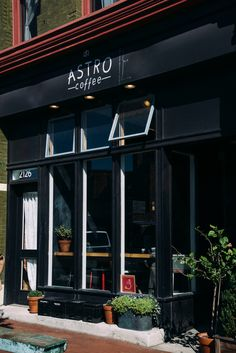 Detroit: Astro Coffee - Kinfolk