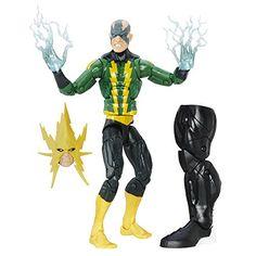 Marvel SpiderMan 6inch Legends Series Evil Adversaries Marvels Electro