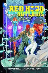 RED HOOD AND THE OUTLAWS TP VOL 02 STARFIRE (N52) 11,13