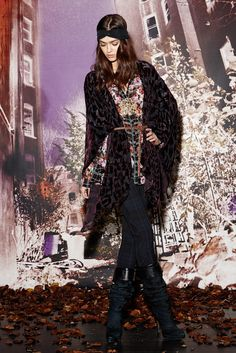 Nicole Miller Pre-Fall 2014 Fashion Show Collection