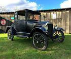 1926 Ford Model T 2 Door Coupe 1926 Ford Model T Coupe - Barn Find